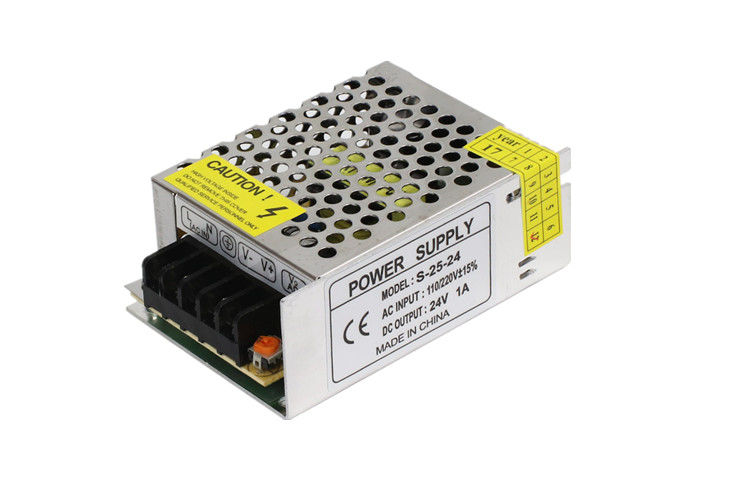 High Efficiency Industrial Power Supply , 24 Volt DC Power Supply Energy Saving